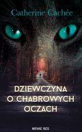 Okładka książki - Dziewczyna o chabrowych oczach