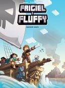 Okładka - Zaginiona wyspa. Frigiel i Fluffy