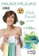 Okładka ksiązki - Klub Fanek W.M. Milka