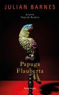 Okładka - Papuga Flauberta