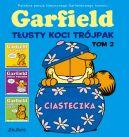 Okładka ksiązki - Garfield. Tłusty koci trójpak, tom 2