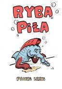Okładka książki - Ryba Piła