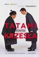Okładka - Tatami kontra krzesła. O Japończykach i Japonii