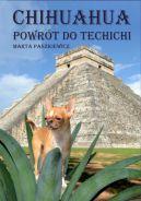 Okładka - Chihuahua powrót do techichi