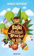 Okładka książki -  Bajki dla dzieci. Stories for kids