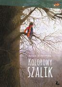 Okładka książki - Kolorowy szalik