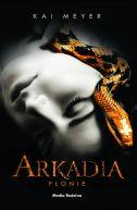 Okładka ksiązki - Arkadia płonie