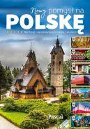 Okładka ksiązki - Nowy pomysł na Polskę.Ranking atrakcji