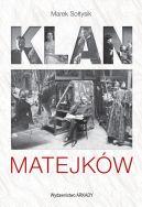Okładka książki - Klan Matejków