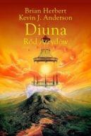 Okładka - Diuna. Ród Atrydów
