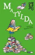 Okładka książki - Matylda
