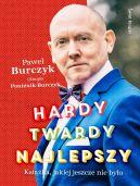 Okładka książki - Hardy, twardy, najlepszy