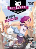 Okładka - Pet Agents 2. Na tropie złodzieja