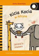 Okładka ksiązki - Kicia Kocia w Afryce