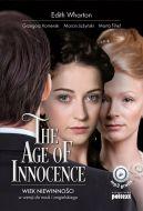 Okładka - The Age of Innocence. Wiek niewinności w wersji do nauki angielskiego