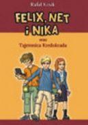 Okładka ksiązki - Felix, Net i Nika oraz Tajemnica Kredokrada