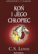Okładka książki - Koń i jego chłopiec