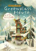 Okładka - Przygoda w Greenglass House