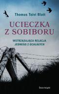 Okładka książki - Ucieczka z Sobiboru