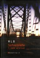 Okładka książki - Sofostrofa i inne wiersze