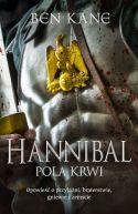 Okładka książki - Hannibal. Pola krwi