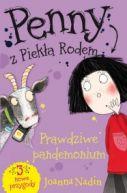Okładka ksiązki - Penny z Piekła Rodem. Prawdziwe pandemonium