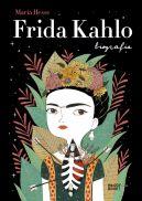 Okładka książki - Frida Kahlo. Biografia