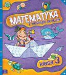 Okładka książki - Matematyka z wesołymi piratami. Klasa 3