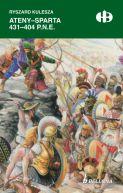 Okładka - Ateny-Sparta 431-404 p.n.e