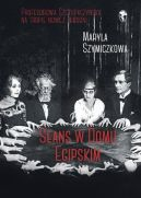 Okładka książki - Seans w Domu Egipskim