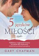 Okładka książki - 5 języków miłości