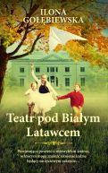 Okładka książki - Teatr pod Białym Latawcem