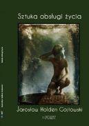 Okładka książki - Sztuka obsługi życia