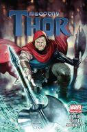 Okładka książki - Niegodny Thor