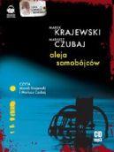 Okładka ksiązki - Aleja samobójców. Audiobook