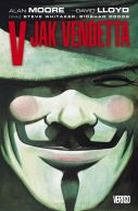 Okładka ksiązki - V jak Vendetta
