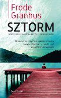 Okładka ksiązki - Sztorm