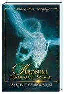 Okładka książki - Asystent czarodziejki
