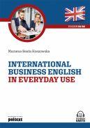 Okładka książki - International Business English in Everyday Use