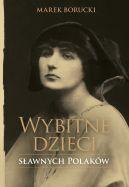 Okładka - Wybitne dzieci sławnych Polaków