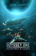 Okładka ksiązki - Odyssey One. Rozgrywka w ciemno