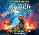 Okładka ksiązki - Spirit Animals. Spirit Animals. Upadek Bestii. Tom 2. Spalona Ziemia. Audiobook