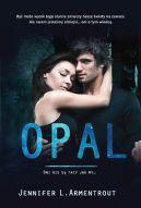 Okładka książki - Opal