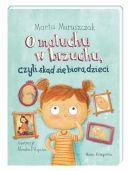 Okładka książki - O maluchu w brzuchu, czyli skąd się biorą dzieci