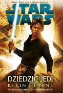 Okładka ksiązki - Star Wars. Dziedzic Jedi