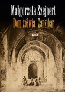 Okładka książki - Dom żółwia Zanzibar