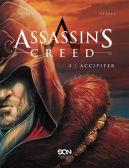 Okładka książki - Assassin's Creed. Accipiter