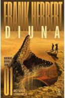 Okładka - Diuna. Kroniki Diuny