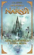 Okładka książki - Opowieści z Narnii. Lew, czarownica i stara szafa.