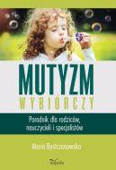 Okładka książki - Mutyzm wybiórczy